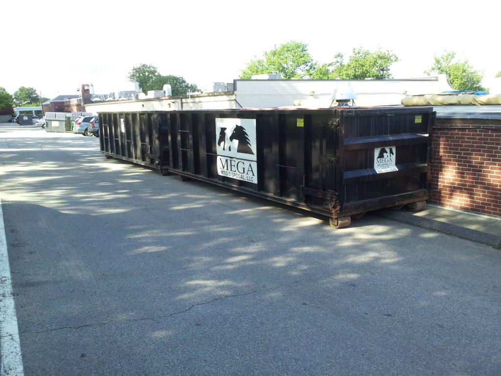Dumpster Loading 2
