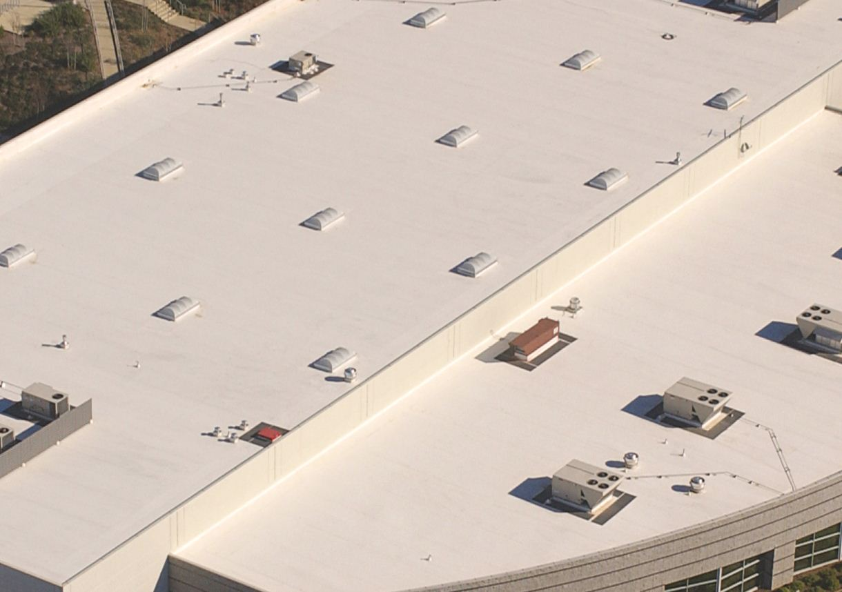 Pvc Chaffee Industrial Roofing
