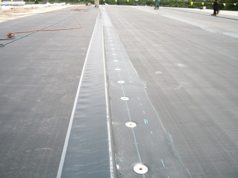 Flat Roof Archives Chaffee Industrial Roofing