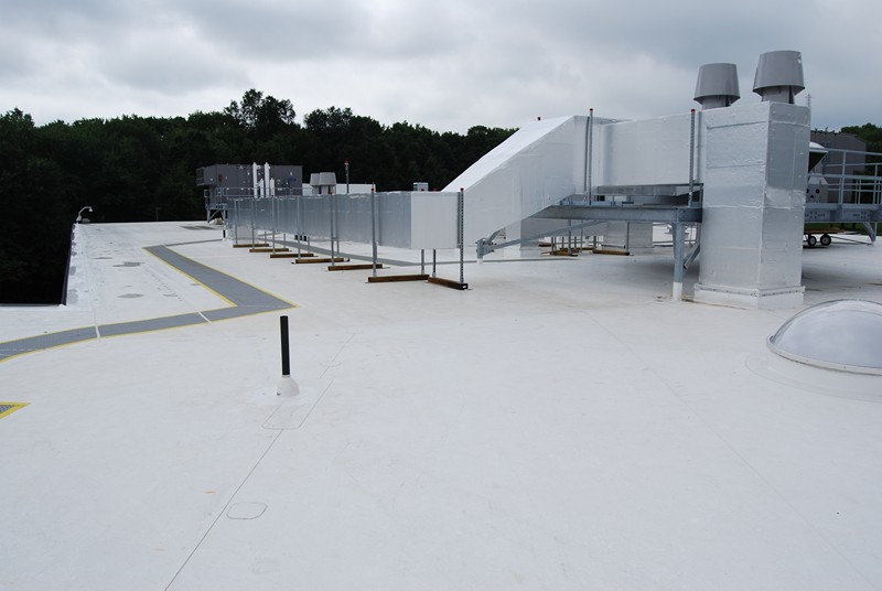 6 Reasons Tpo Roofing Is Better Than Pvc Chaffee